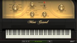 AIR Mini Grand Review main plugin image