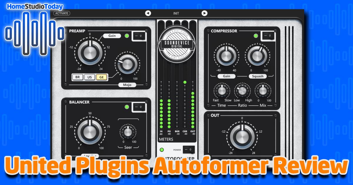 United Plugins Autoformer Review
