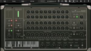 XILS-lab X-201 Review main plugin image