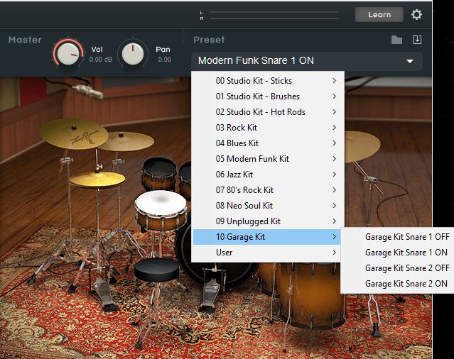 SONiVOX Tony Coleman Drums Review presets