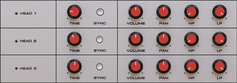 Wavesfactory Echo Cat Review head controls