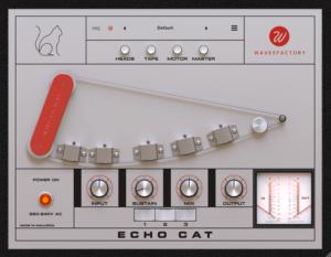 Wavesfactory Echo Cat Review main plugin image