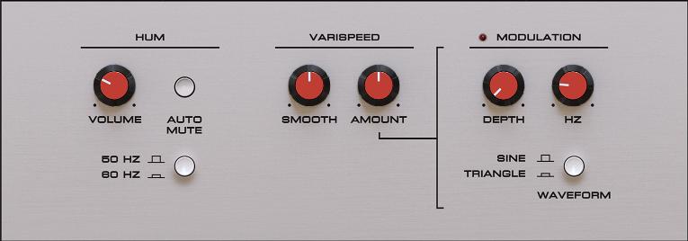 Wavesfactory Echo Cat Review motor controls