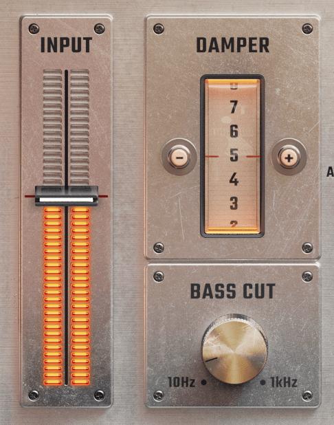 Black Rooster Audio RO-140 Input Settings